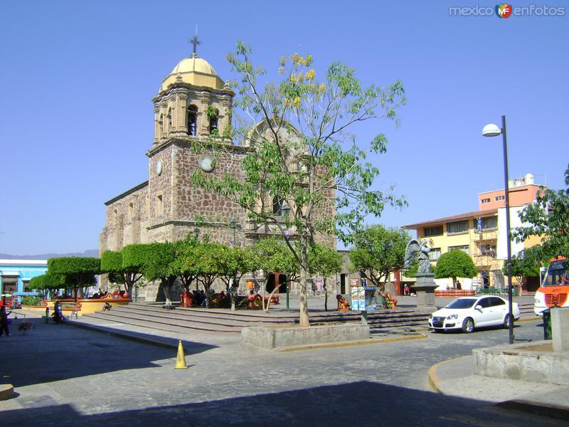 Parroquia de Tequila, Jalisco
