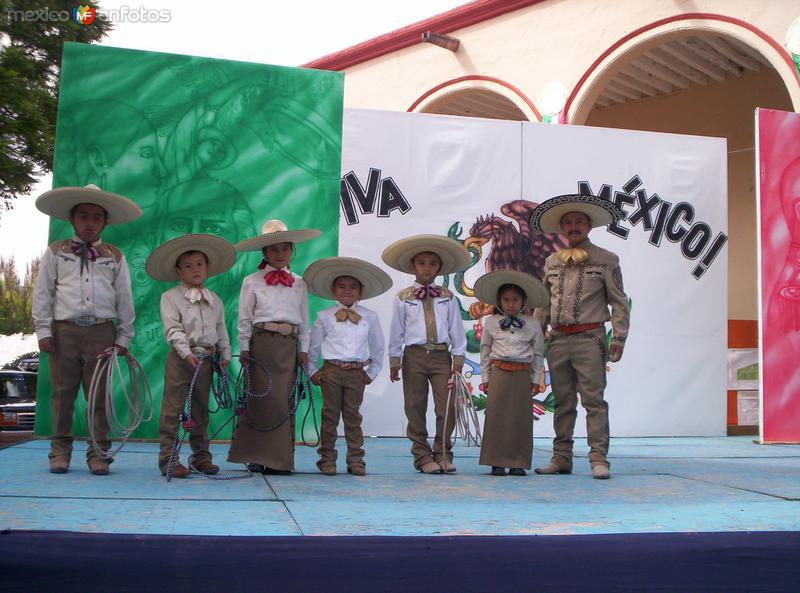 Fotos de Ciudad del Ma�z, San Luis Potos�, M�xico: Escuela de Charreria
