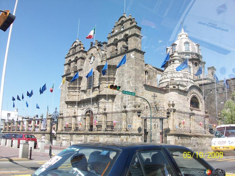 Iglesia en Guadalajara