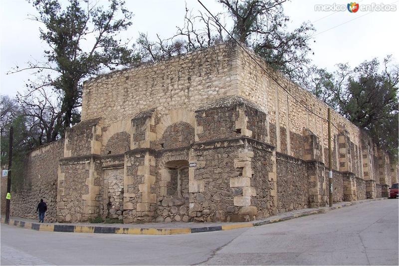 Antigua Caja de pago casa Barraganeña