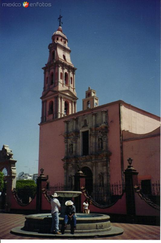 Templo de San Francisco del Rincón, Guanajuato