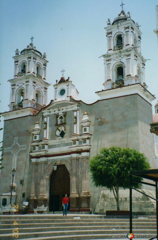 Fotos de Tonatico, M�xico, M�xico: Santuario de la Virgen de Tonatico, Edo. de M�xico