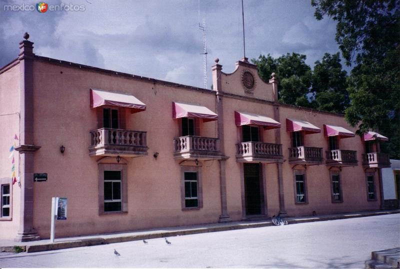 Palacio Municipal de Cedral, San Luis Potosí
