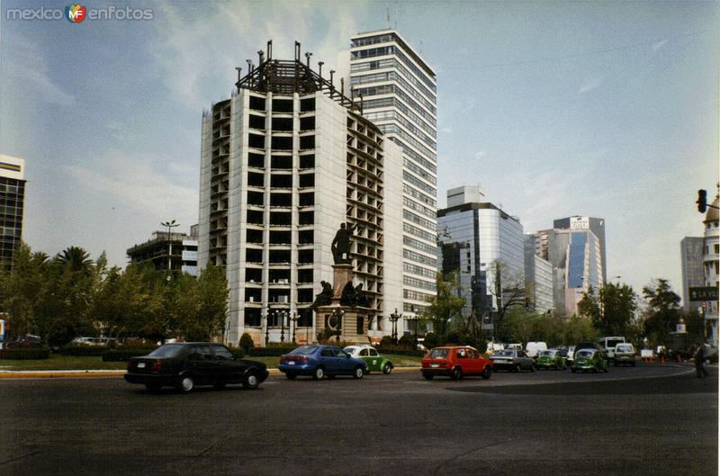 Paseo de la Reforma. Ciudad de México, Distrito Federal.