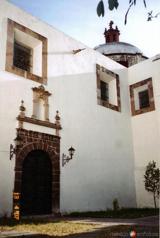 Ex- convento del siglo XVI. Salvatierra, Guanajuato