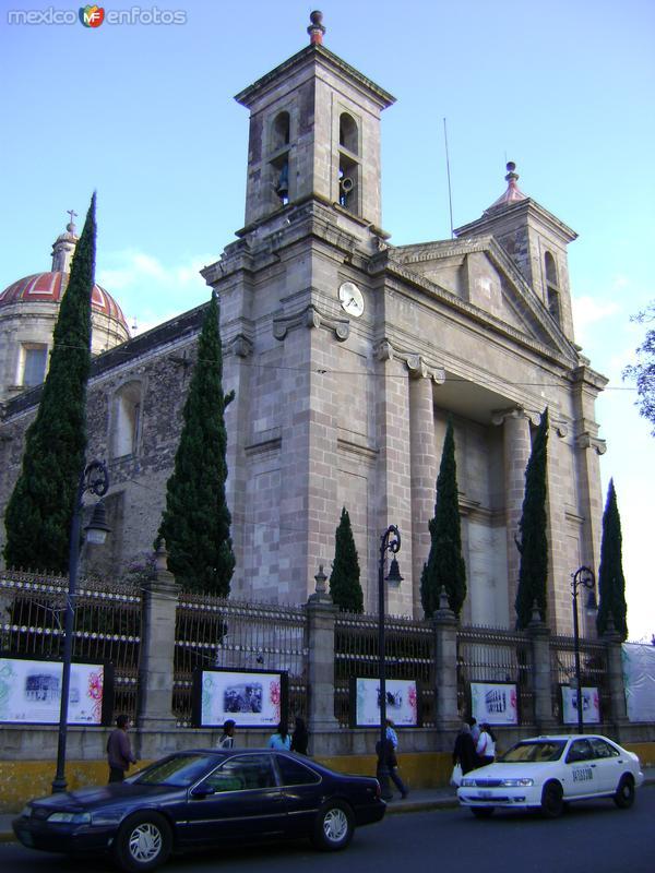 Fotos de Tulancingo, Hidalgo, M�xico: Catedral de Tulancingo, Hidalgo