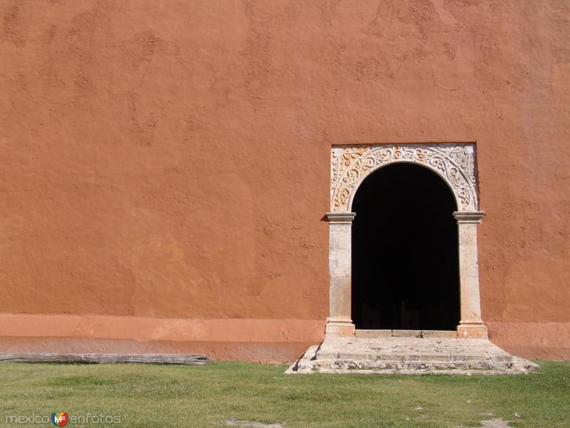 Fotos de Mama, Yucatán, México: Ex convento del siglo XVII