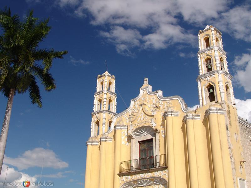 Fotos de M�rida, Yucat�n, M�xico: Templo de San Juan