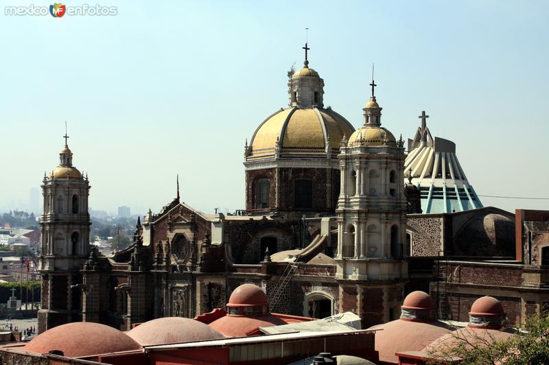 Basílica de Guadalupe, antígüa Basílica