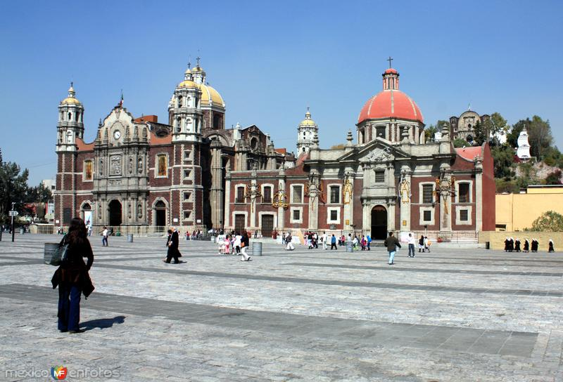 Basílica de Guadalupe, antigüa basílica