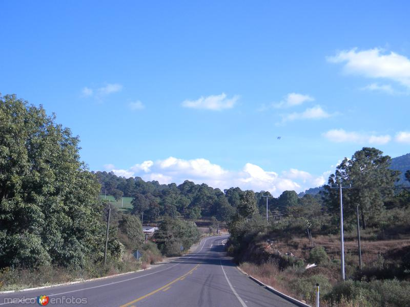 Cerca a Mazamitla