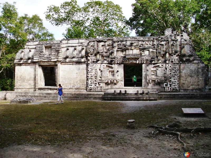 Chicanna Campeche