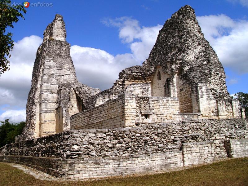 Xpuhil Campeche
