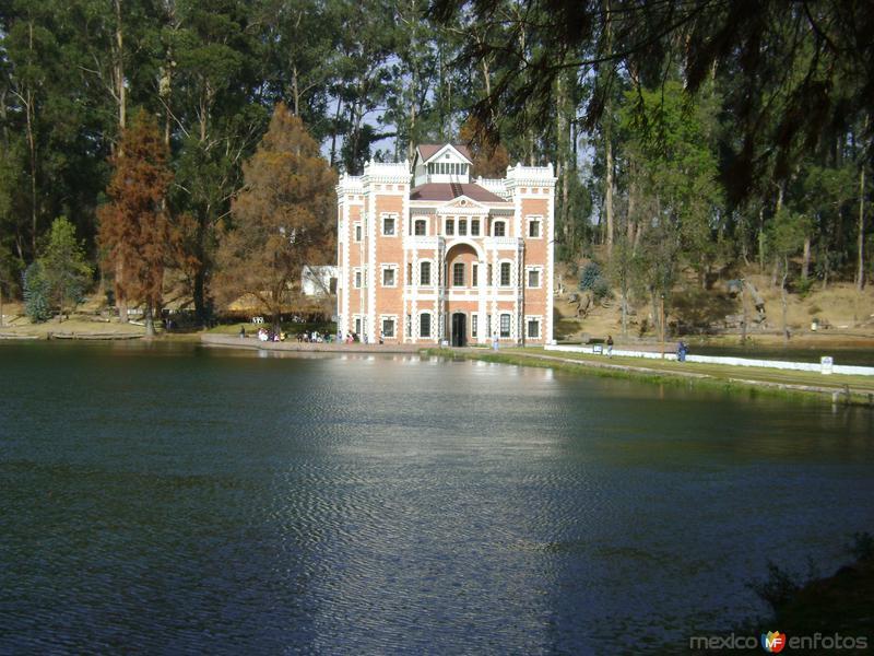El Castillo. Ex-hacienda de Chautla, Puebla