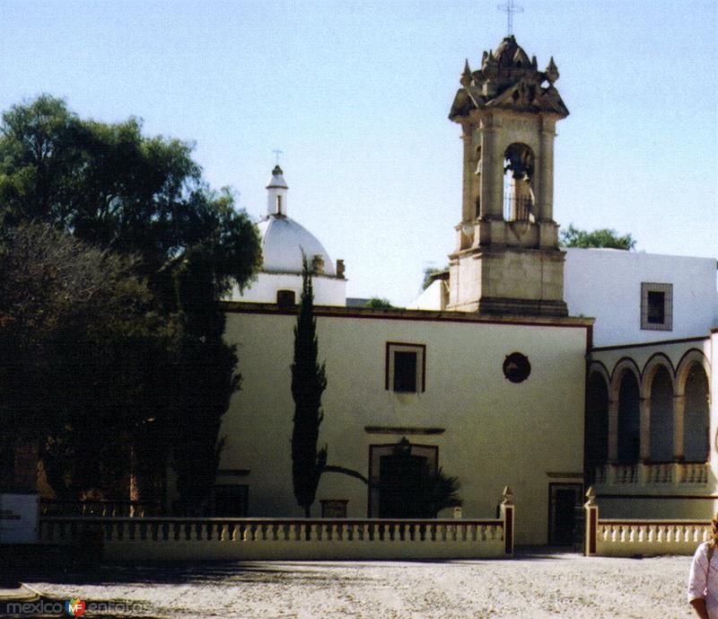 Templo del Señor del Tepozán. Real de Asientos, Aguascalientes. 2007