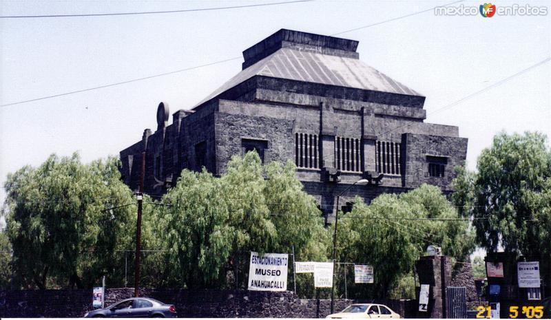 Museo Diego Rivera Anahuacalli. México, DF. 2005