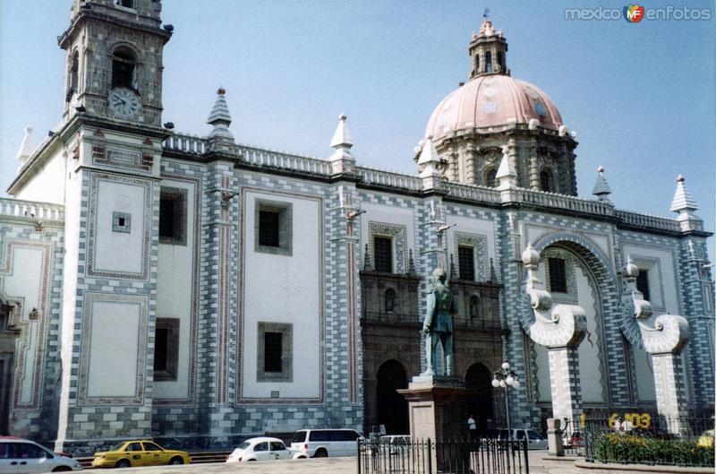 Templo de Santa Rosa de Viterbo (1752). Querétaro. 2003