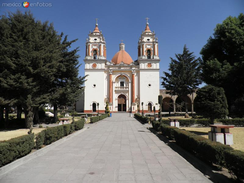 Iglesia de Calimaya