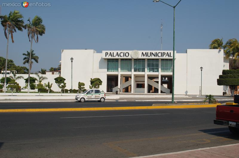 PALACIO MUNICIPAL Cd. L. Cardenas