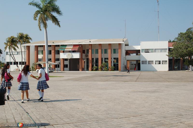 Explanada del Palacio Municipal