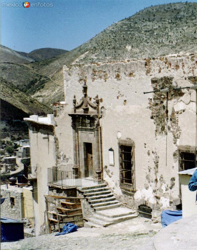 Casa de Moneda (Siglo XIX). Real de Catorce. 2006