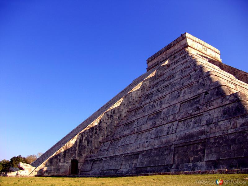 Fotos de Chichén Itzá, Yucatán, México: El descenso de Kukulkán en Chichén Itzá