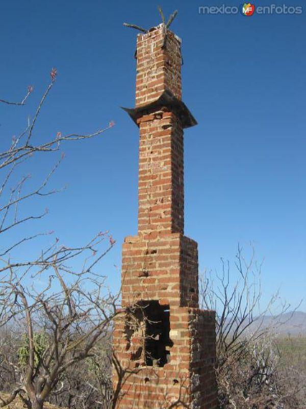 Ruinas zona minera