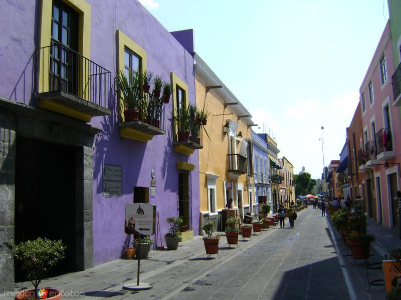 El callejón de los sapos. Puebla. Abril/2011