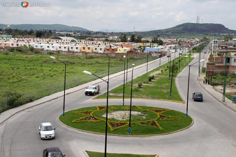 GLORIETA CAZADORA-RIO LERMA