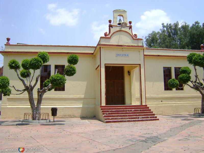 La casa de Italia. Chipilo, Puebla. Abril/2011