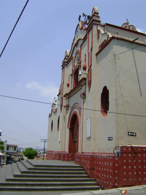 Parroquia de Chipilo, Puebla. Abril/2011