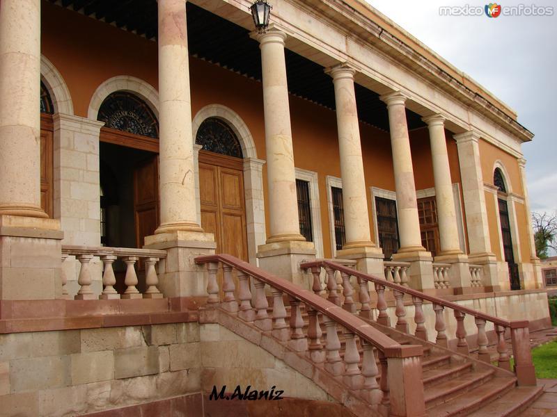 centro cultural de salinas de hidalgo san luis potosi