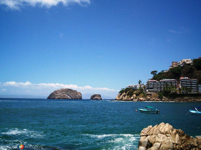 Paseo por la bahía de Mismaloya