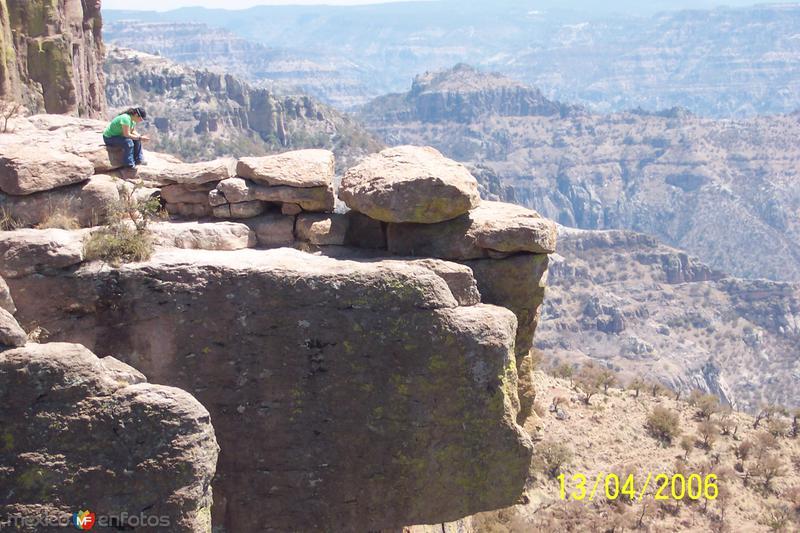 Fotos de Sierra Tarahumara, Chihuahua, México: Pensando en la inmensidad