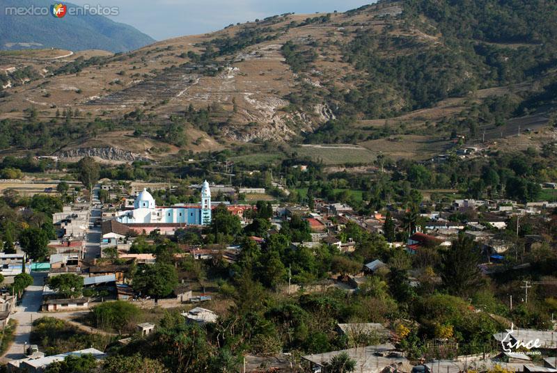 TECOMAXTLAHUACA (EN EL VALLE DE LOS TECOMATES)