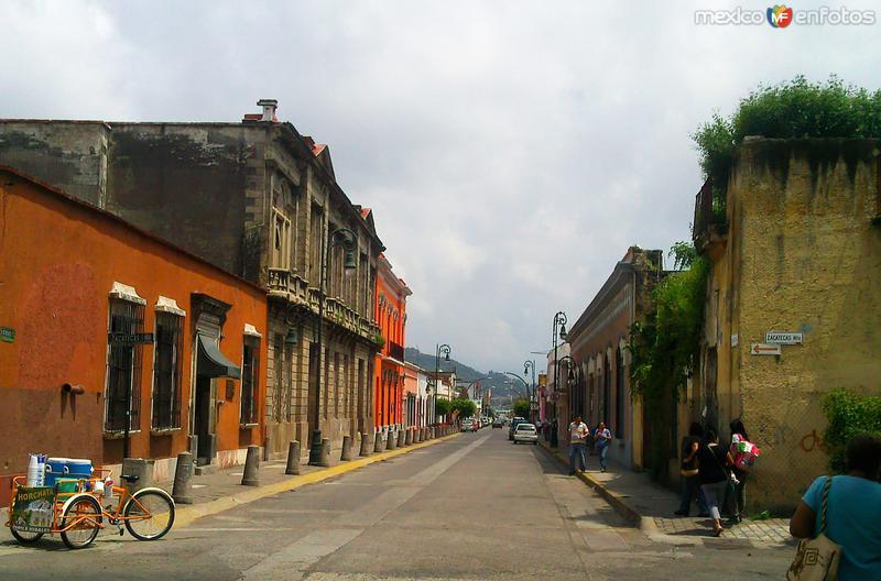 Calle Lerdo