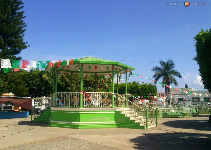 kiosco de Samao