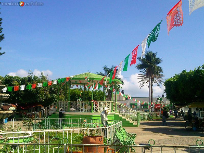 Plaza principal de Samao