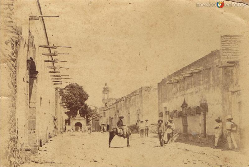 San Salvador El Verde en 1913