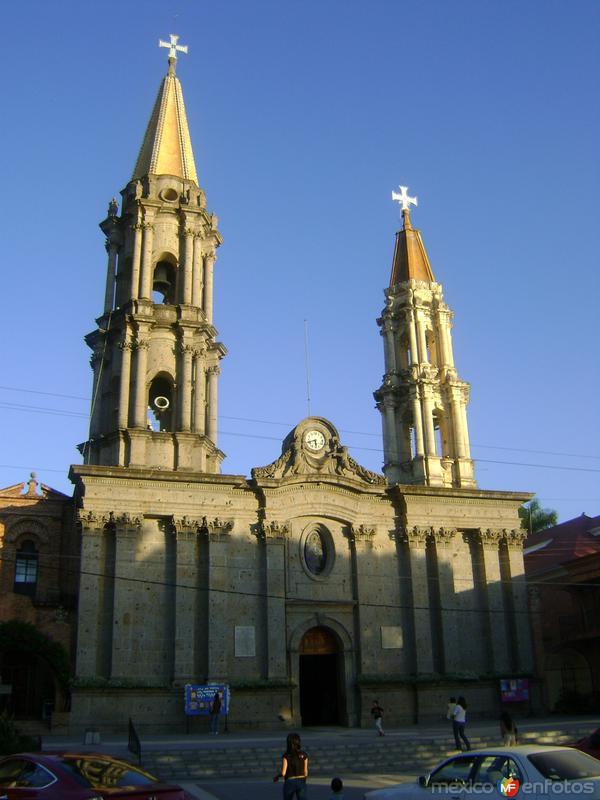 La Parroquia de San Francisco en Chapala. Noviembre/2011