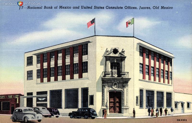 Fotos de Ciudad Juárez, Chihuahua, México: Consulado de los Estados Unidos