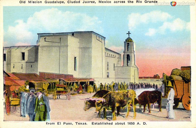 Fotos de Ciudad Juárez, Chihuahua, México: Misión de Guadalupe