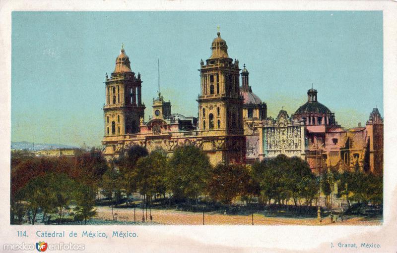 Fotos de Ciudad de México, Distrito Federal, México: Catedral Metropolitana