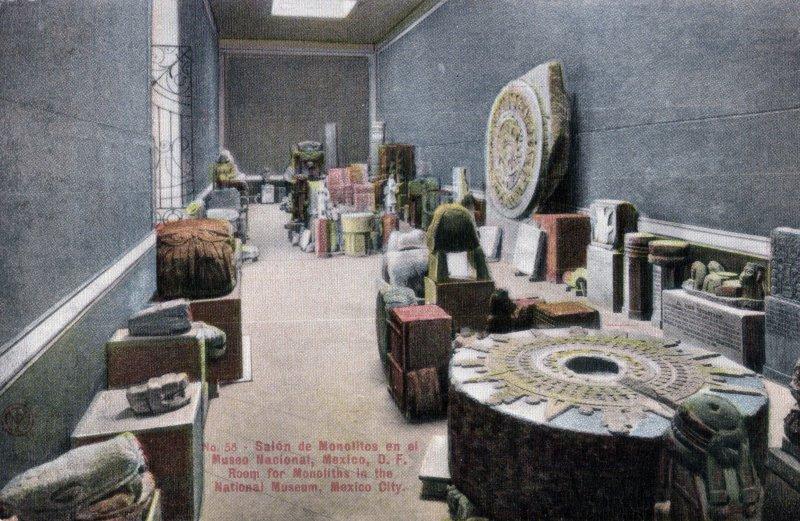 Fotos de Ciudad de México, Distrito Federal, México: Museo Nacional