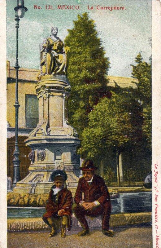 Monumento a La Correjidora