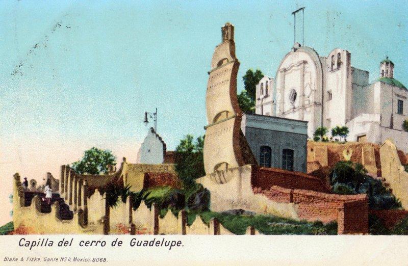 Capilla del Cerro de Guadalupe