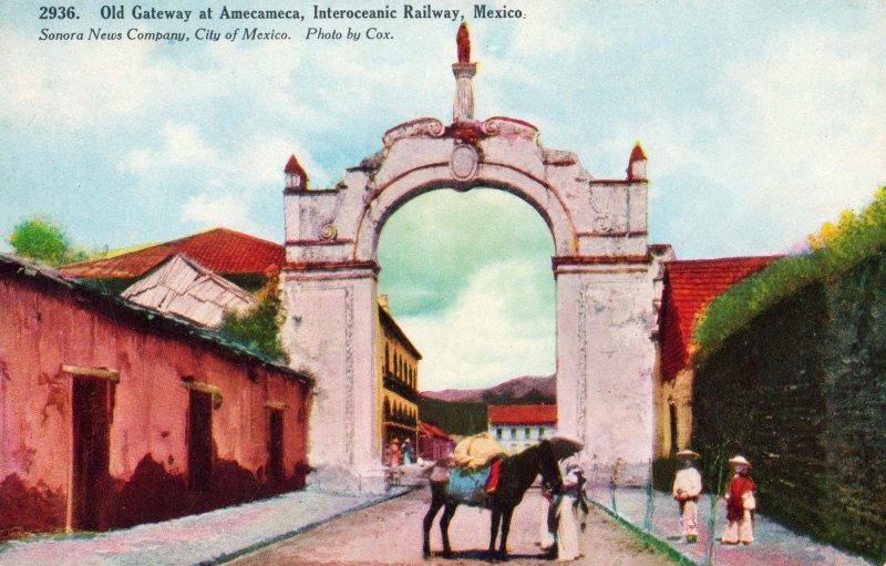 El Arco de Amecameca