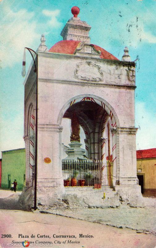 Plaza de Cortés