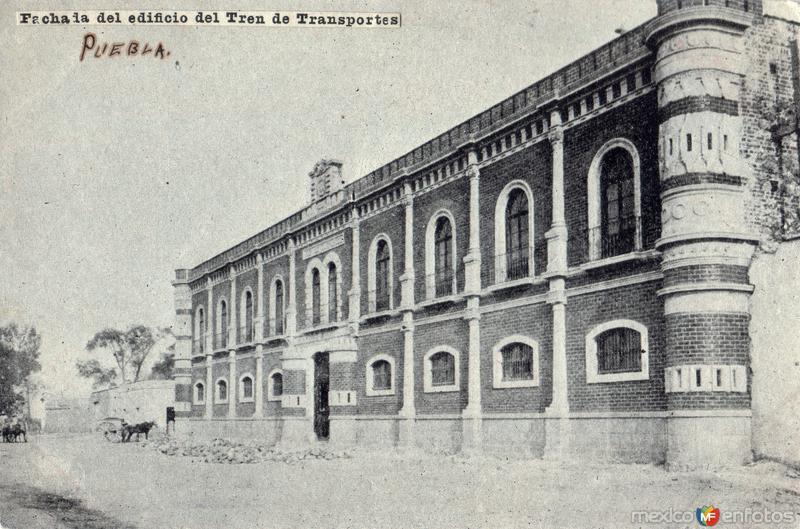 Edificio del Tren de Transportes