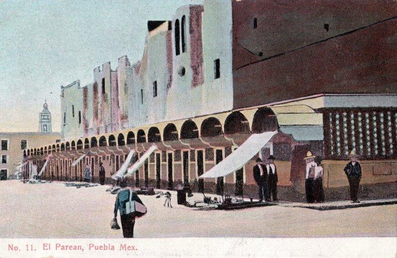Mercado El Parián